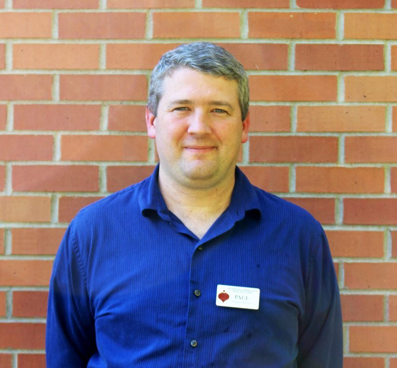 Paul Slobodnik staff photo