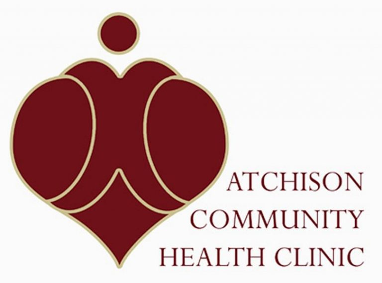 ACHC clinic logo in red with clinic name