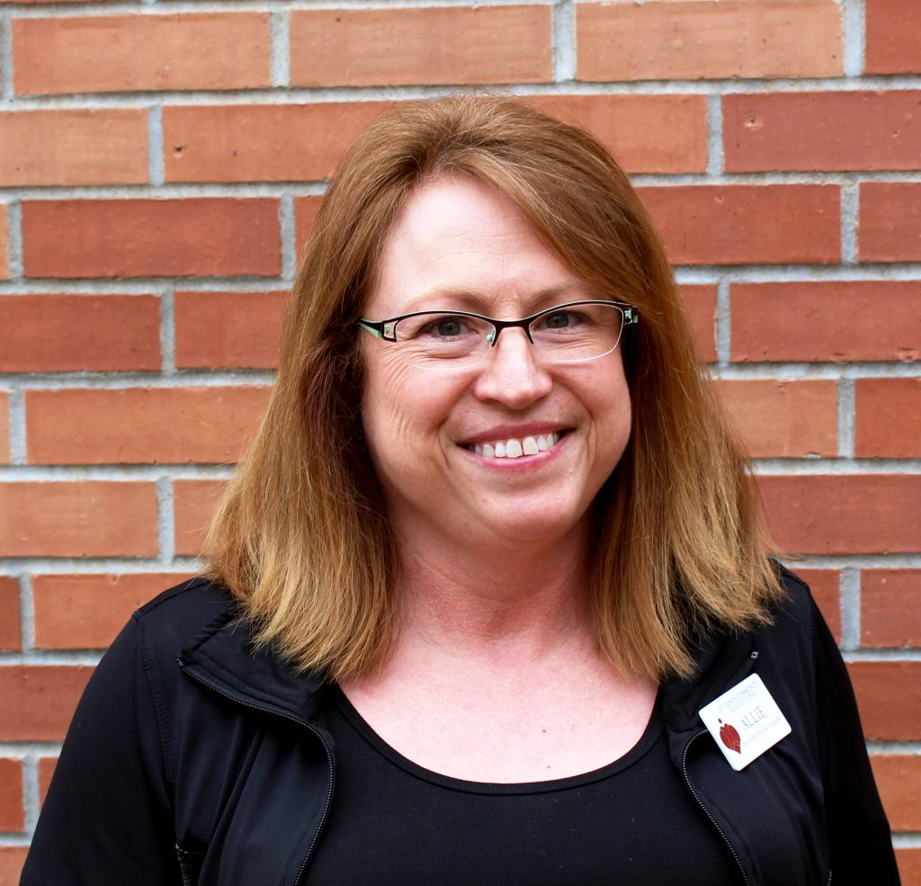 Allie Jenkins staff photo